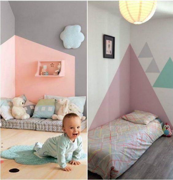 21++ Dessin mur chambre fille trends