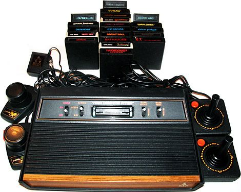 Atari. So much love for the classics #memories #80s