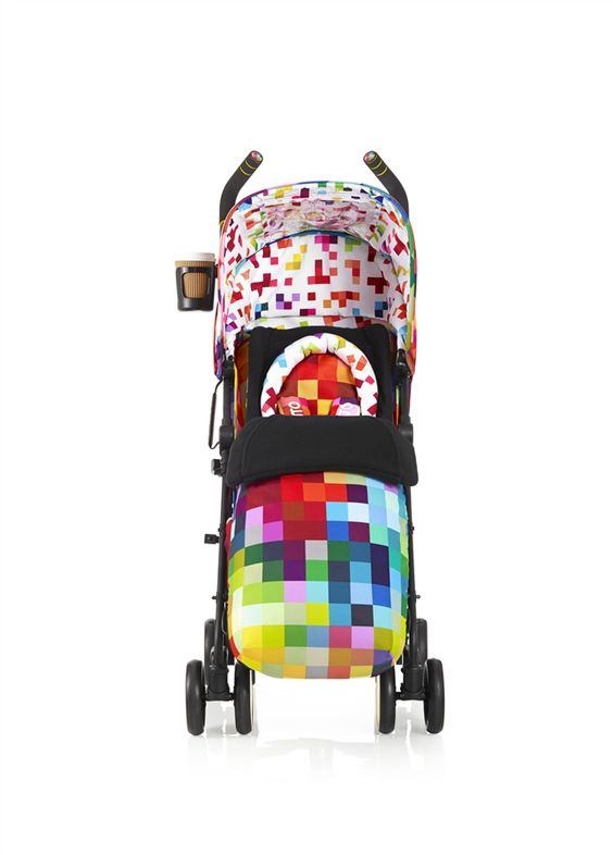 Supa Pixelate, Pushchairs from Cosatto | Cosatto