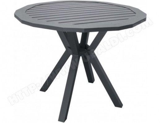 Ubaldi Table De Jardin Outdoor Furniture Outdoor Tables Decor
