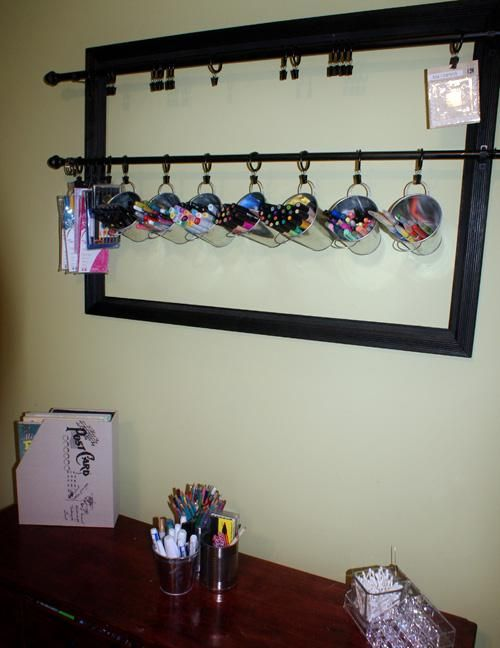 Diy dorm room crafts  DIY Organize Craft Supplies  DIY  ~ 062515_Diy Dorm Room Storage Ideas