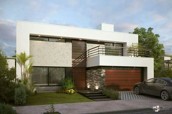 ♥ Modern house conceptual design