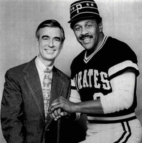 Mr Rogers Stargell Pittsburgh Sports Mr Rogers Pittsburgh Pride