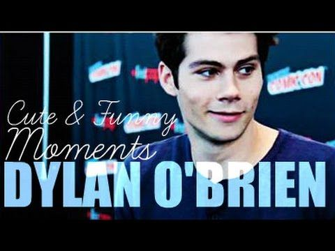 DYLAN O'BRIEN - Cute & Funny Moments (HD!)