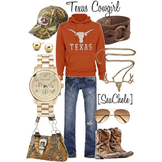Texas and Mossy Oak=favorites