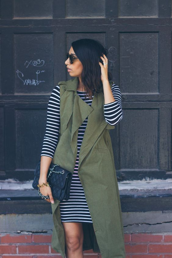 easy fall outfit - lob hairstyle | easy fall fashion and how to style your trench coat! @lowstoluxe