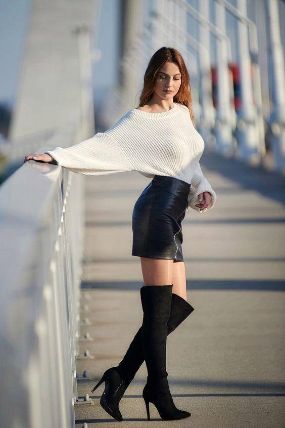 Top Mini Skirts