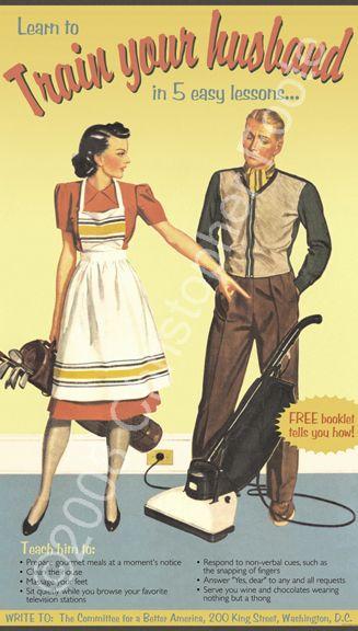 Train Your Husband | Minnesota Posters — Vintage Travel Prints, Tourist Maps and Tourism Art