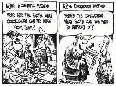 Tips on my Speech for Evolution V. Creationism?