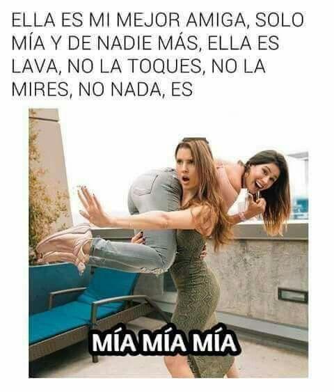 Pin De Alejandra La Queen En Amigas Memes Divertidos Mejor Amiga Amigo