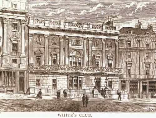 Amusements of Old London: Clubs and Coffee-houses, via Susana Ellis