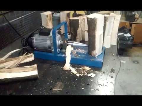 Kegelspalter Holzspalter Drillkegel Bohrer Wood Cone Log Splitter Werkzeug Teil