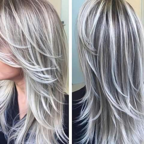 The 25 best gray hairstyles ideas on pinterest grey hair short the 25 best gray hairstyles ideas on pinterest grey hair short bob grey hair hairstyles and dye hair gray solutioingenieria Image collections