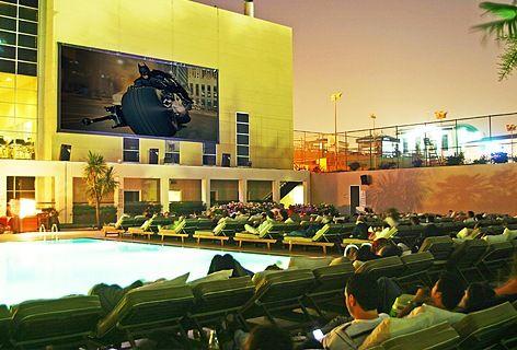 istanbul wings cinecity trio acık hava sineması