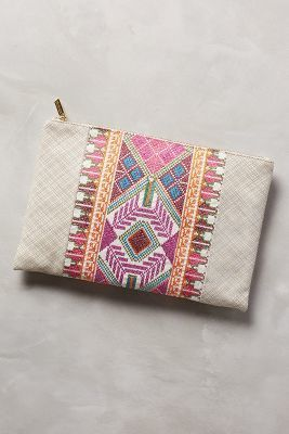 Penelope Chilvers Rostela Clutch <3 #anthrofave #wishlist
