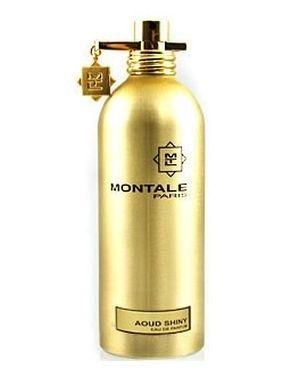 Большущий обзор парфюмерии Montale от начинающего парфманьяка. Aoud Shiny Montale