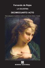 Cubierta ebook La Celestina. Decimocuarto acto.pmd