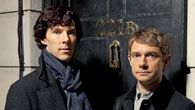 """Can't wait for the next dosage of Masterpiece Mystery, but mostly am on pins and needle for Sherlock season 2!!  By the way, the guy who plays Watson is Bilbo Baggins in the upcoming """"The Hobbit."""""""