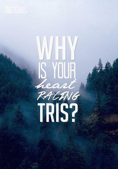 Four and Tris    Diver...