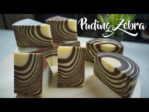 Puding Zebra Roti Tawar Unik Dan Simpel Cocok Untuk Anak Kuliah Yang Sedang Kkn Youtube Resep Kue Mangkok Puding Resep Makanan Pembuka
