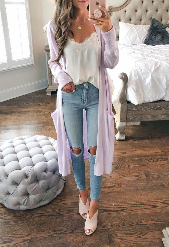 Look com calça jeans perfeito para arrasar