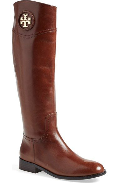 Tory Burch 'Ashlynn' Riding Boot (Women) (Nordstrom Exclusive) available at #Nordstrom: