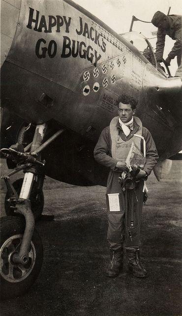Happy Jack's Go Buggy (P-38J Lightening)