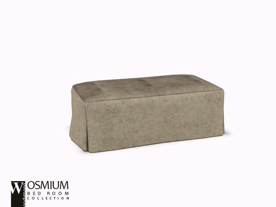Osmium Bedroom   Pouffe Found in TSR Category  Sofas   Recliners. Osmium Bedroom   Pouffe Found in TSR Category  Sofas   Recliners