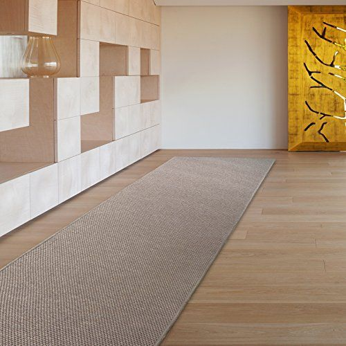 tapis de passage sur mesure fibre naturelle casa pura sisal doux polypropyl ne en 3. Black Bedroom Furniture Sets. Home Design Ideas