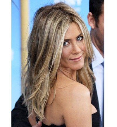 Outstanding Hair Medium Jennifer Aniston And Long Hairstyles On Pinterest Short Hairstyles For Black Women Fulllsitofus