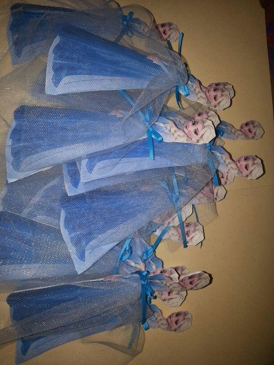 Elsa Frozen tutu falda skirt