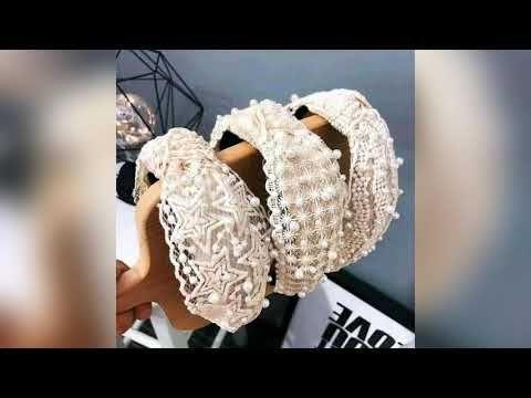 موديلات ربطات الشعر 2020 Youtube In 2021 Crochet Hats Crochet Scarf Fashion