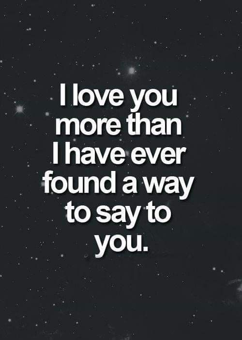 Unexplainable and how unwavering love for you. I\'d believe ...