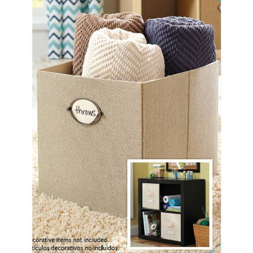 ac9b28d2cd5773e6eb613df7160e9c8b - Better Homes And Gardens Collapsible Storage Cube