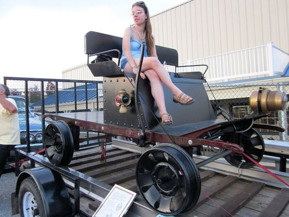 Cars rail car and photos on pinterest for Pa motor vehicle inspection