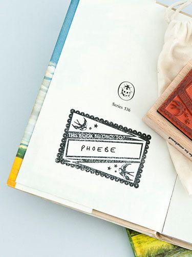 ***Bird Book Stamp £11.50