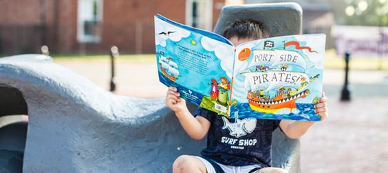 Kid's Pirate Book List