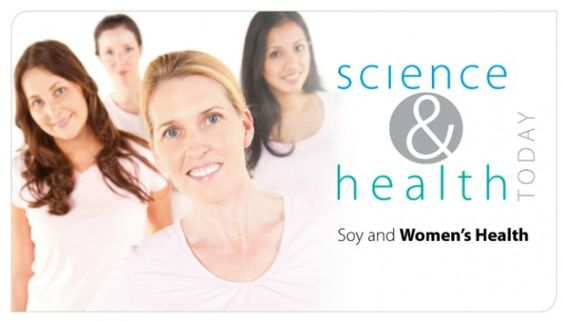 The Soy Solution for Better Women's Health #reliv