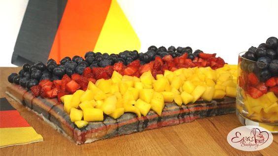 Deutschland-Kuchen
