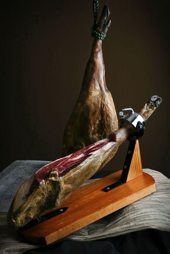 Ibéricos de Salamanca - Productos - Jamón Ibérico