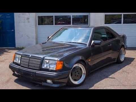 Mercedes Benz E36 Amg W124 Coupe Benz Mercedes Benz