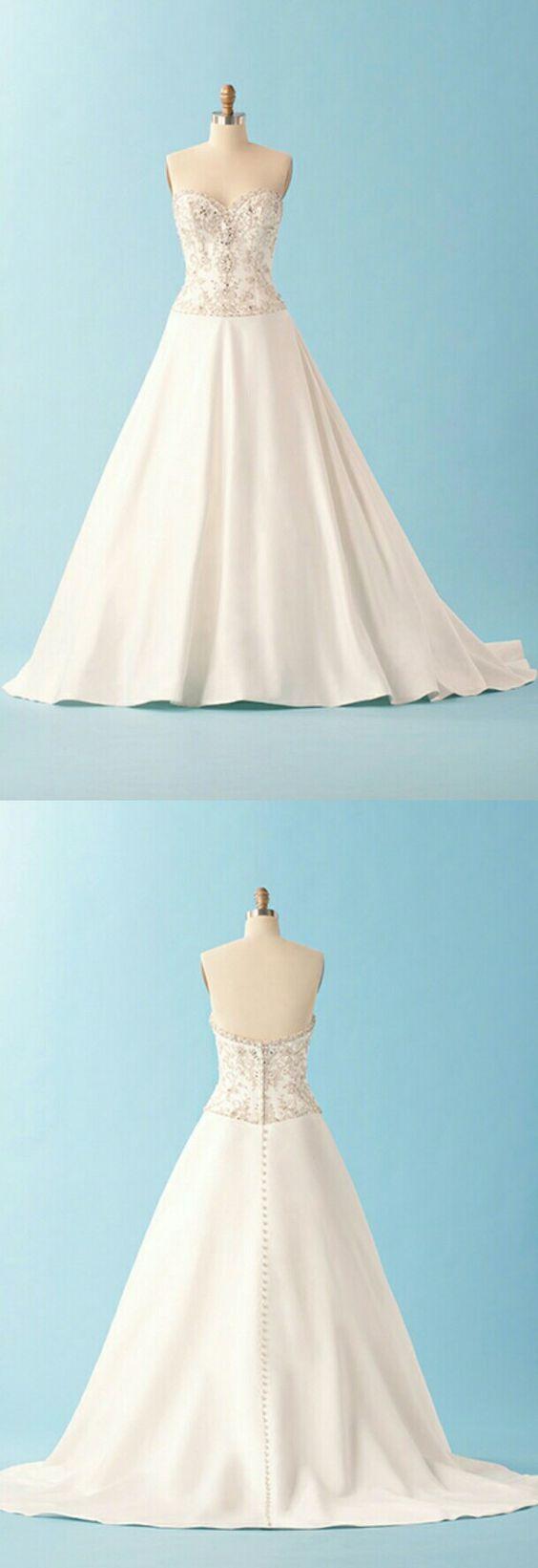 Attractive Alfred Angelo Disney Princess Wedding Dresses Photos ...