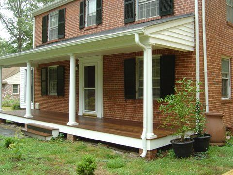 Porches Beautiful And Covered Porches On Pinterest