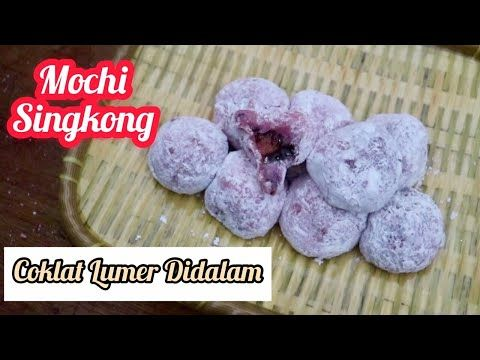 Resep Kue Mochi Coklat Lumer Didalam Youtube Di 2020 Resep Kue Coklat Kue