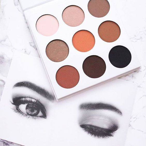 @kyliecosmetics: More bronze palettes launching at noon PST. #Kyshadow: