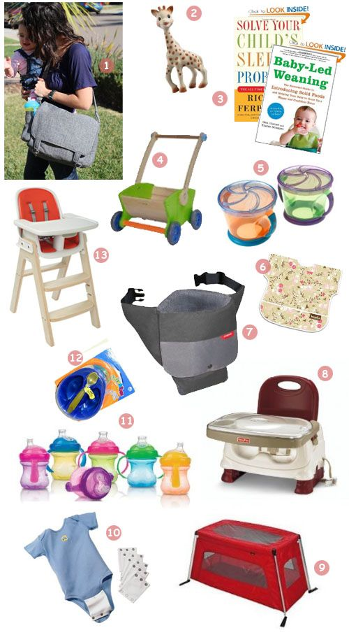 Favorite Baby Products: First 12 Months | Pepper Design Blog