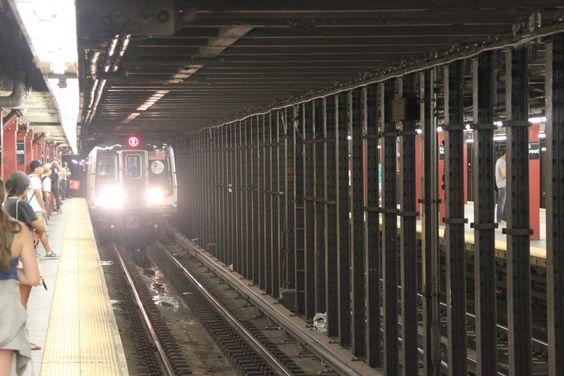 Le métro New Yorkais