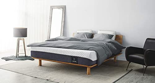 The Muse Memory Foam Mattress King Size Med Support Us Made