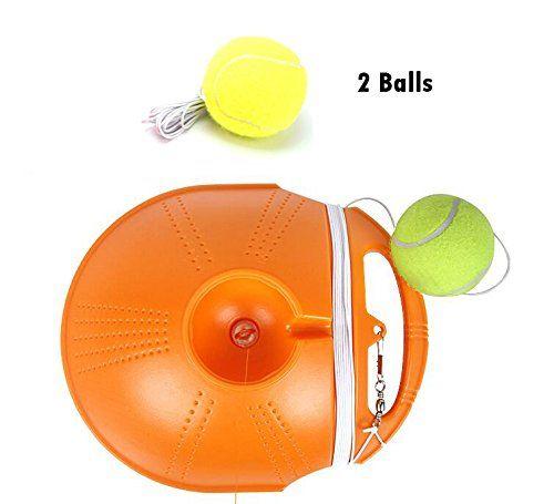 Fill Drill Tennis Trainer Tennis Practice Training With Https Www Amazon Com Dp B078mlgj6h Ref Cm Sw R Pi Dp U X 0xayab1 Rebounding Tennis Trainer Train