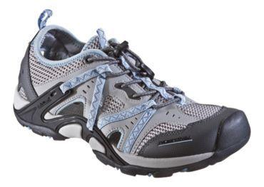 Mountrek® Cancun Water Shoes for Ladies - Gray/Blue | Bass Pro ...